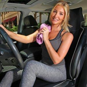 best car seat sweat protector