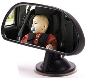 One of the best car seat mirror no headrest