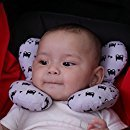 KAKIBLIN Infant Head and Neck Travel Support Pillow