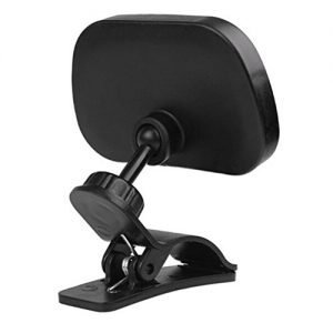 RevoLity Universal Car Rear Seat Monitor for a car without headrests