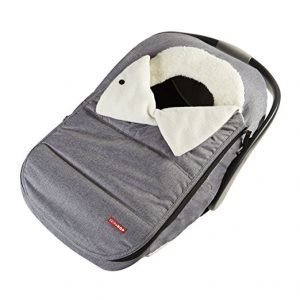 Skip Hop Stroll & Go Infant and Toddler Automotive Car Seat Footmuff