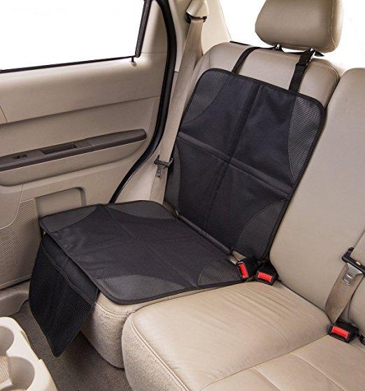 Freddie & Sabbie car seat saver mat