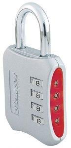 Master Lock keyless padlock for gym bags and lockers, best locks for gym lockers