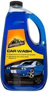 Armor All 25464 best rated car wash soap
