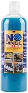Optimum (NR2010Q) No Rinse wash and shine for car, no scrub car wash soap