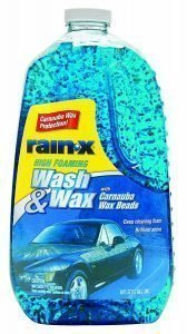 Rain-X 5077557 best car wash soap with wax