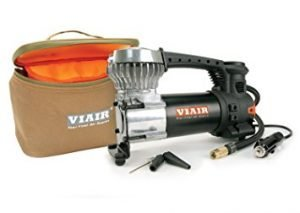 VIAIR 85P Portable Air Compressor, one of the best portable air compressors for tires
