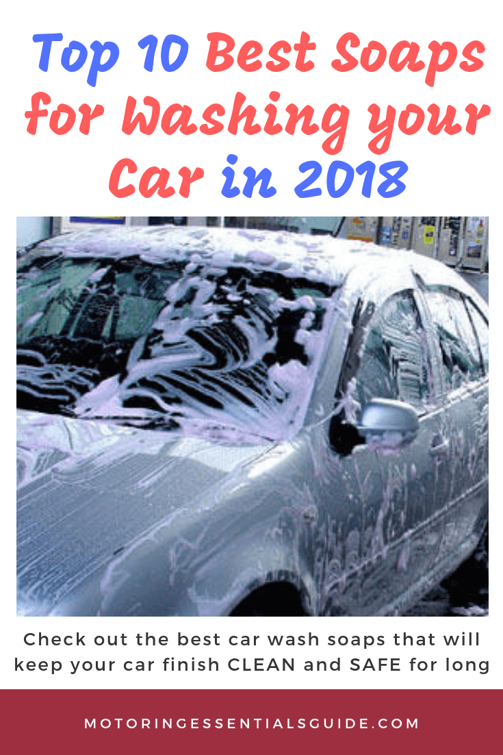 It's easy to assume that an auto wash soap is anything that gets the vehicle looking clean. But that's far from the truth because you might be grinding your car paint as you wash with dishwash soap. Check out one of the best car wash soaps that will keep your car finish clean and free from corrosion and oxidation.