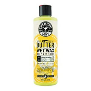 Chemical Guys WAC_201_16 Butter Wet Wax, best car care products for black cars