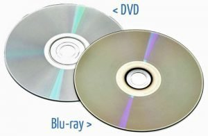 What is the difference between Blu-ray and DVD