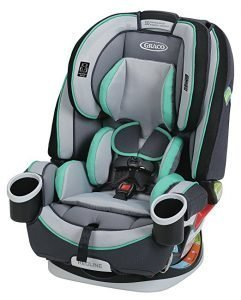 Graco 4Ever four in one Convertible Vehicle Seat, best car seat to grow with baby