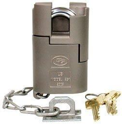Sargent & Greenleaf 951C High Security Padlock, Military grade lock for storage unit