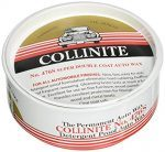 Collinite No. 476 Super Doublecoat Auto Wax, best carnauba paste wax for white cars