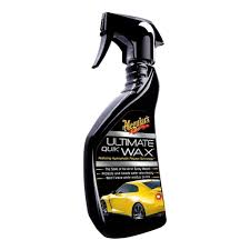 Meguiar's G17516 Ultimate Quik Wax, best quick wax for white cars