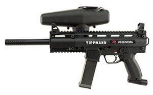 Tippmann X7 Phenom Paintball Marker, best long range paintball guns, how far do paintball guns shoot, how far does a paintball gun shoot, long range paintball gun