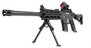 Wrek Paintball Project Salvo Sniper Paintball Marker Package, long range paintball sniper rifles, high velocity paintball gun, highest velocity paintball gun