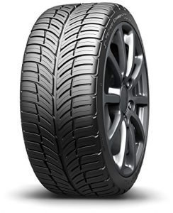 BFGoodrich g-Force COMP-2 All Season Radial Tire, best suv tires for snow and rain