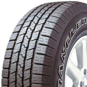 Goodyear Wrangler SR-A Radial Pickup Tire, best rated all season light truck tires
