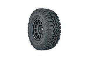 Yokohama GEOLANDAR MT G003 All-Terrain Tire, quietest all terrain truck tire