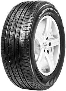 Pirelli SCORPION VERDE All Season Plus Touring Radial Tire, Best All Season SUV Tire for Off-Road