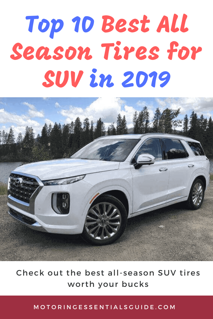 A review of the best tires for SUV all seasons