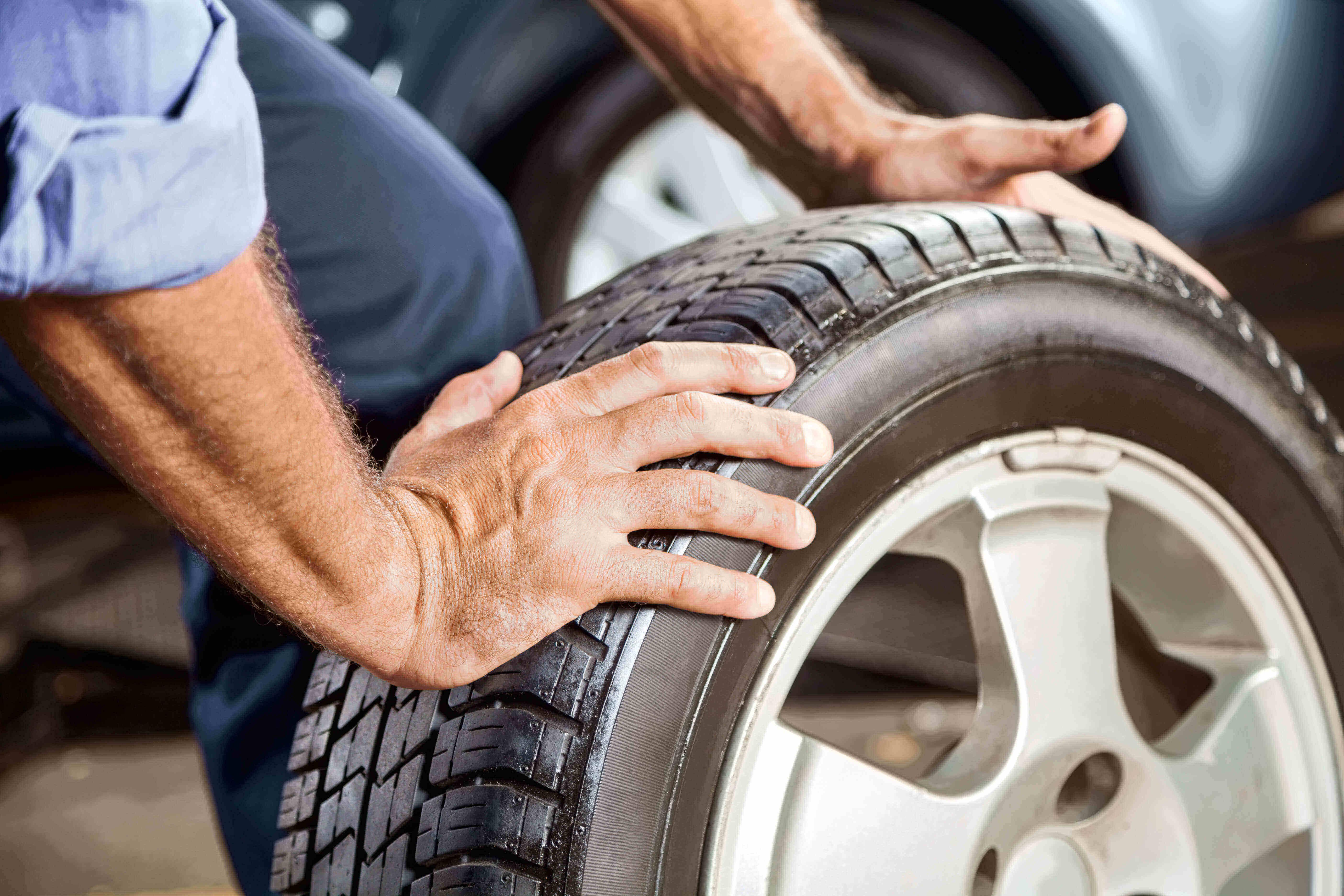 Giti car tire manufacturing