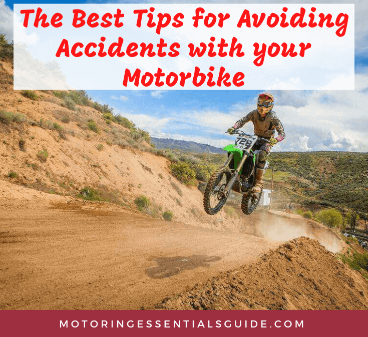 how to make your motorcycle riding safe, how to avoid accidents with your motorbike. Motorcycle safety