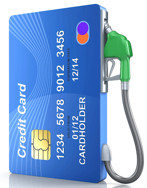 a fuel discount card for fleet fueling