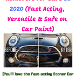 Top 5 Best Tar Remover for Cars (MUST READ before you buy) in 2021