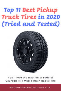 Best truck tire reviews