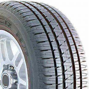 Bridgestone Dueler H/L Alenza all-season tires, best noise free tire for light trucks