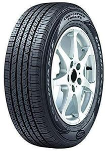 Goodyear assurance comfort tread radial tyre for touring, one of the best tires for a quiet smooth ride, best tires for smooth ride, smoothest riding tires, softest riding tires