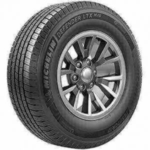 Defender LTX mud and snow tire for all seasons made by Michelin, Best Michelin tires for comfort, one of the top best tire for comfort and noise, best riding tires for comfort