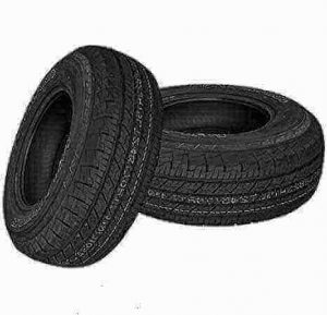 An affordable all_season radial tire by Milestar Grantland, among the leading in the best tires for comfort and noise