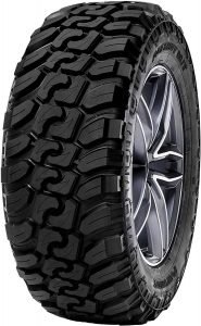 A mud terrain tire for all seasons from Patriot Tires, one of the best off road tires for daily driver
