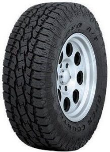 Toyo Tires An open country tire for all terrains made by Toyo Tires, one of the best on and off road tire, top rated in the best off road tires reviews