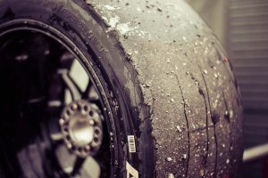 accelerated tire wear and tear