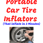 Reviews of the best portable tire inflator for the money, the best portable air pump for car tires, best air compressor for the money