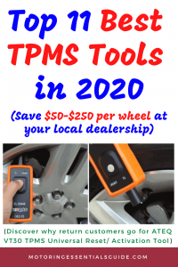 An expertly curated list of the best tpms tool, best tpms reset tool