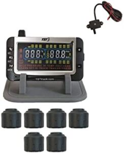 Truck System Technologies TST507RV TPMS, best tire monitoring system for recreational vehicles