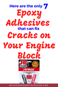 A reviewed list of the best epoxy for cracked engine block, best epoxy for engine block repair, best epoxy to repair engine block