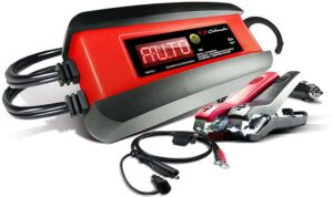 Schumacher SP1297 12V Fully Automatic Battery Charger and 3A Maintainer, best battery tender for car, best battery tender