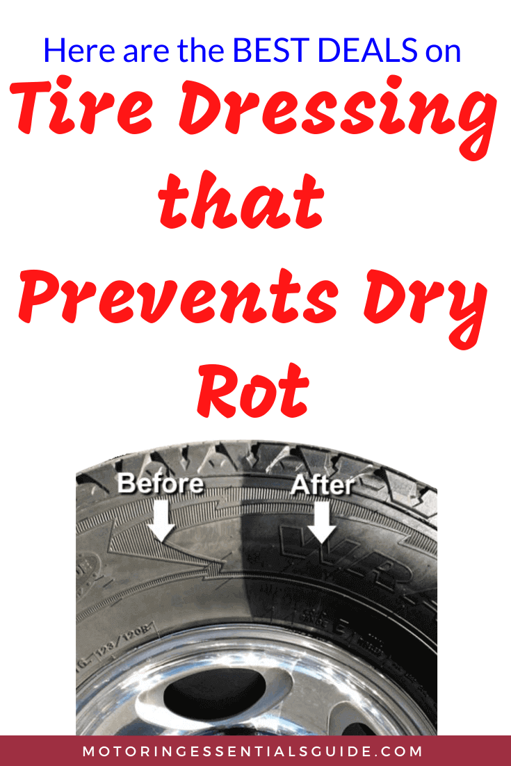 Best Tire Dressing Reviews. A reviewed list of the best tire dressing to prevent dry rot, best tire protectant uv, best water based tire dressing.