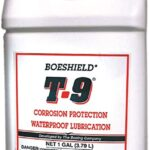 BOESHIELD T-9 Best Rust and Corrosion Protection, Inhibitor and Waterproof Lubrication, 1 Gallon Jug. best undercoating for cars