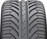 Directional tire treads