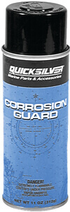 Quicksilver 802878Q55 Corrosion Guard Rust Inhibitor. best rust prevention spray for cars, best undercoating for vehicles