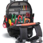 Veto Pro Pac TECH PAC Service Technician Bag, 1-Pack, one of the best mechanic tool bag, best tool backpack for mechanic