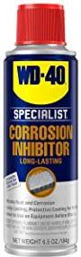 WD40 300035 Specialist Corrosion Inhibitor Spray - 6.5 oz. Best rust inhibitor spray for cars, best undercoating for rust, best undercoating for trucks