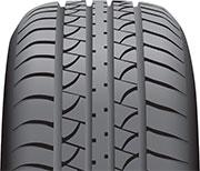 symmetrical tire treads design